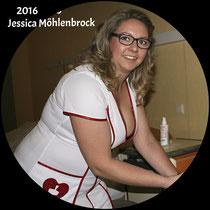 """2016 Jessica Möhlenbrock - in """"Geldfieber"""" als Schwester Netti"""