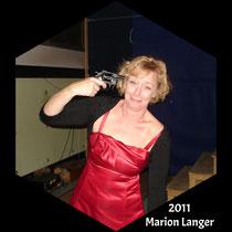 """2012 Marion Langer - in """"Unter Bademänteln"""" als Gertrud Maibohm"""