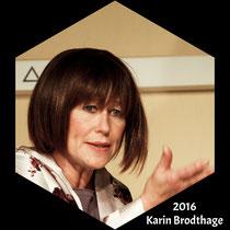 """2016 Karin Brodthage - in """"Geldfieber"""" als Patientin Renate Kaltwasser"""