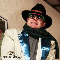 """2014 Otto Brodthage - in """"Der falsche Graf und die Internetbaronin"""" als Freddy"""