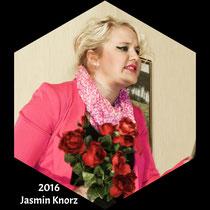 """2016 Jasmin Knorz - in """"Geldfieber"""" als Erika aus Wanne-Eickel"""