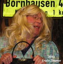 """2013 Erwin Zimmer -  in """"Wenn der Hahn kräht auf dem Mist"""" als Bauer Hans Trinkaus"""
