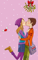 Jugendbuchillustration von Tina Schulte / Kinderbuchillustration