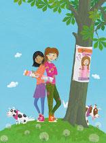 Kinder- und Jugendbuchillustration Tina Schulte