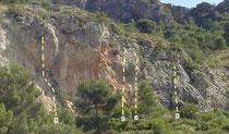 El Bovedón de Gandia, Monduver