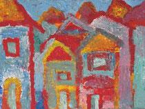 Leo Schmid, Malerei
