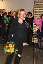 Barbara Esch Marowski, Leiterin der Kommunalen Galerien Tempelhof-Schöneberg
