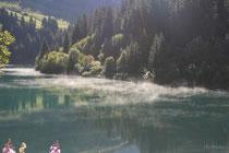 Lac du barrage de St Guérin
