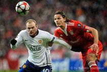 Bayern München vs. Manechster City  Championsleague Halbfinale April 2011