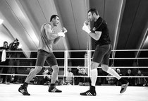 Wladimir und Vitali Klitschko Going 2012