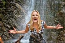 Ice Bucket Challenge Stefanie Hertel  August 2014