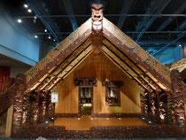 Te papa  -  habitation Maori