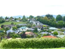 Tauranga - arrivée par l'Ouest