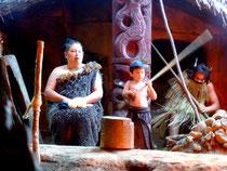 Mi Tai ,Village maori