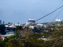 Vue sur Auckland depuis Papakura