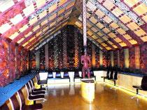 Te papa  -  Marae, salle communautaire Maori
