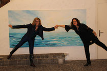 Silke und Claudia Anesini