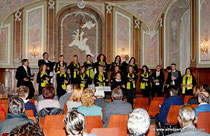 Konzert der Chorvereinigung pro musica im Salvadorsaal (Mariahilf in Wien)