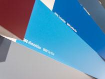 Messe-Architektur für Pfleiderer auf der BAU 2013 in München. Foto: Stefan Röhler