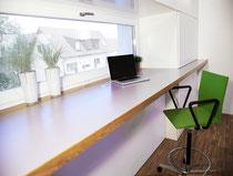 Dachaufstockung mit home-office