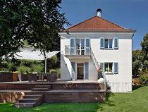 Sanierung eines Hauses in Kirchheim Teck 2013, Foto: A. Keller