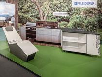 Messe-Architektur für Pfleiderer auf der SICAM 2018