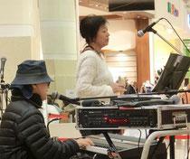 2014 January 2 イオンモール香椎浜 Music live