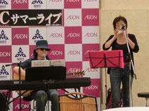 2013 August 4 イオンモール香椎浜 Music summer live