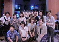 2014 July 19 マリナタウン Music cafe