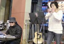 2014 January 18 マリナタウン Music cafe