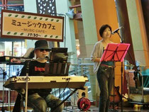 2013 August 18 マリナタウン 7th Music cafe