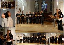 Guyancourt - église Saint-Victor - 11 janvier 2015
