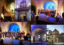 Ottmarsheim (Haut-Rhin) - Festival Voix et Route romane - 3 septembre 2016