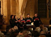 Cathédrale de Metz - Crypte des chanoines - 29 janvier 2011