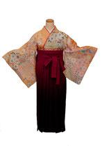 着物+袴セット2万5000円+税