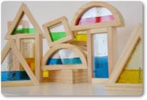 Spielend lernen: Formen, Farben...
