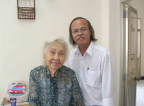 Bà Cô Ngọc 96 tuổi Lớp vẽ tranh + TCQ