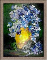Tranh sơn dầu của Cô Phương Thảo vẽ