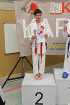 Vizelandesmeister und Qualifiziert für DM 2014