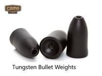 Camo Tungsten Bullet Weights