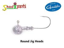 Gamakatsu Round Jig Heads