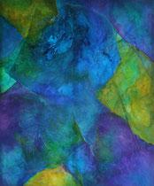 Titel: Kaleidoscoop Materiaal: Acryl Afmeting: 100cm x 120cm