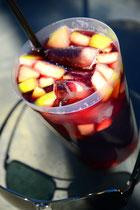 Sangria, Fruchtcoctail