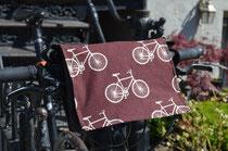 feewerk, Lenkertasche, Fahrradtasche, Hollandrad, Fahrrad, Rad
