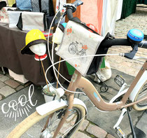feewerk, Lenkertasche, Fahrradtasche, Hollandrad, Fahrrad, vintage