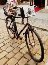 feewerk, Lenkertasche, Fahrradtasche, Hollandrad, Fahrrad, bycicle, vintage