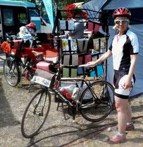 feewerk, Lenkertasche, Fahrradtasche, Hollandrad, Fahrrad, Kunde, Frauen
