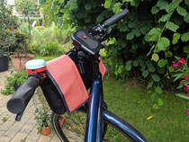 feewerk, Lenkertasche, Fahrradtasche, Hollandrad, Fahrrad, E-Bike Lenkertasche, E-Bike