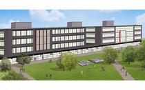 2011 Neubau Physikalische Institute