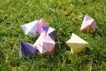 Origami Diamanten #2